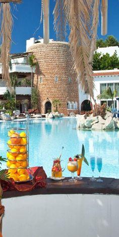 Hotel Hacienda Na Xanena, Ibiza