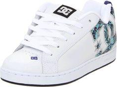 DC Women's Court Graffik SE Sneaker