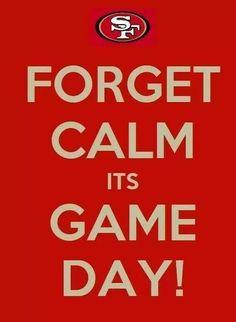 Keep calm #sf 49ers #49ers #niners #football #San Francisco. #bayarea