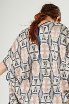 Inspiration for stitchery - tribal pattern