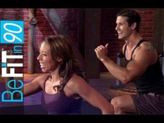 BeFit in 90 Workout Day90 (playlist)