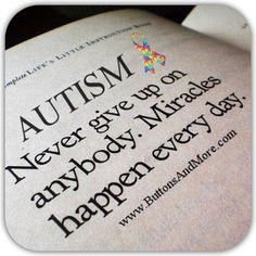#TRUTH I can certainly testify on this one! The little things are NEVER little, and every milestone is most definitely a celebration! #Autism #Aspergers #MiraclesHappenEveryday#ThaisLifeThroughMyEyes #SupportAutism #Love #Understanding #LoveMyAutismAngel #GoogleAutism #DifferentButNotLess #AutismGenius #Educate #Patience #AutismAngels #ProudAutismMom #TeamThai #1in68 #MyLoveForAutism❤️