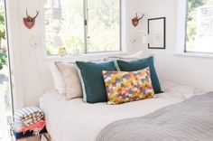 The San Francisco 'treehouse' bedroom of @Jordan Ferney | Oh Happy Day! | Refinery29