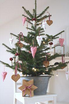 simple little Christmas tree