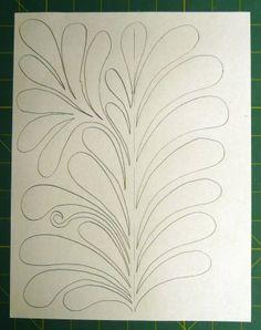 Sue Garman: Feathers Galore!  Good tutorial