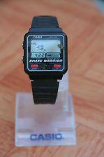 Vintage & Rare Casio Game Watch Space Warrior GS-16
