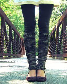 Leg Warmers Knit Leg Warmers Autumn Leggings by AutumnAndAmber, $52.00