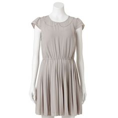 LC Lauren Conrad Pleated Dress - Women's #Kohls