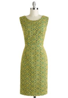 Might and Main Squeeze Dress, #ModCloth