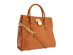 Michael Kors tan bag