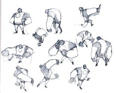 Reference Poses