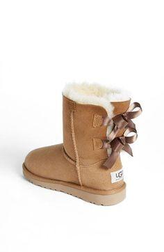 UGG® Australia 'Bailey Bow' Boot (Walker, Toddler, Little Kid & Big Kid)   Nordstrom
