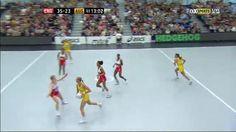 Video: England beats Australia in netball test series opener.