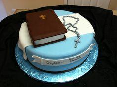 . religi idea, first communion cakes, beauti cake, cake galor, amaz cake, communion idea