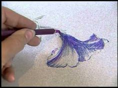 Learn to Paint Flowers in Pastel with Jackie Simmonds - YouTube