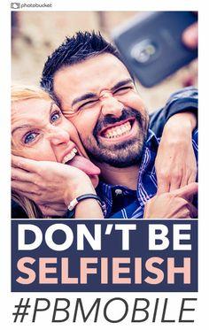 Selfieish: (adj) the act of over sharing selfies