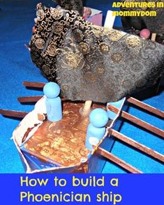 how to build a Phoenician ship