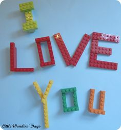 January's 10 Easy and Inexpensive Ways to Show Your Kids You Love Them from Little Wonders' Days