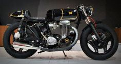matchless 500 cafe racer