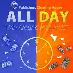 Publishers Clearing House - Google+....+1 if you think PCH is the BEST place to spend your day!