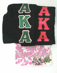 Alpha Kappa Alpha Sorority Clothing #AKA #Greek #Sale