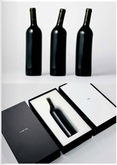 What a great retake on the wine bottle.