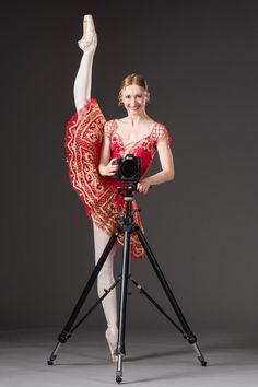Daria Klimentová, Principal of English National Ballet