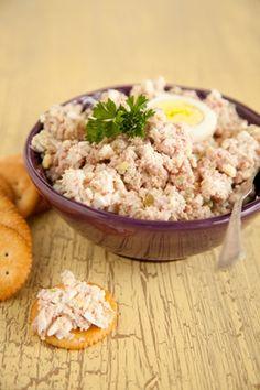 Paula Deen Ham Salad