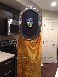 Coolest Mirror on the Wall Costume... Halloween Costume Contest