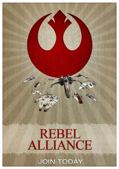 Be a Rebel.
