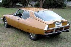 1973 Citroen SM Coupe - Google Search