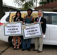 PCH Superfan Winner Doubles his prize
