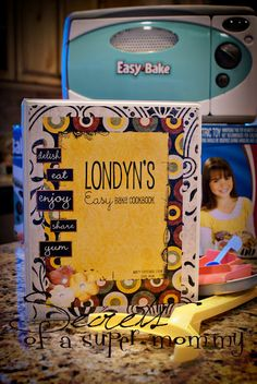 links to easy bake oven recipes!! SUPER EXCITED ABOUT THIS!!!!! Doing a few tonight with Kylie!!