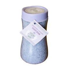 Spearmint Lavender Foot Soak