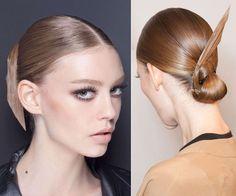Spring/Sumeer Hair Trends - Tying The Knotform Harper's Bazaar
