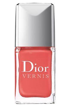 Dior 'Vernis Croisette Collection' Nail Lacquer, Bikini 231, $23