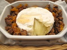 baked brie with apri