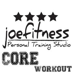 Side Planks for Ten Minutes? No Problem. Try it... it's harder than you think!  Core Workout for 5.24.13 - joefitness personal training studio