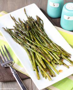 Balsamic Brown Butter Asparagus