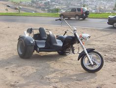 Busco Trike, Low and Mean