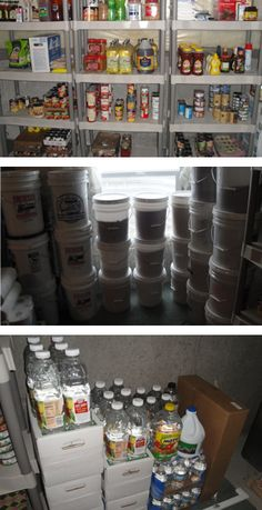 Spring Cleaning and Food Storage