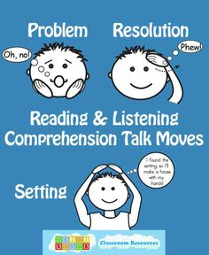 Reading Comprehension Talk Moves