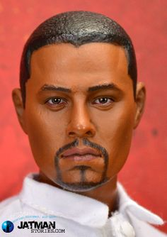 1:6 Scale Hot Toys Terrance Howard  - See all my men here: http://www.jatmanstories.com/actors-2/male-dolls/