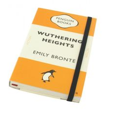 Photo of Penguin Notebook | Wuthering Heights