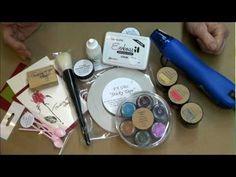stamp video, art journal, back to basics, tecnica de, paper craftsprint