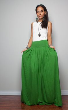 Hey, I found this really awesome Etsy listing at http://www.etsy.com/listing/162463568/floor-length-skirt-maxi-skirt-long-soft