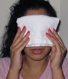 Vitamin HB | DIY Cold Eye Compressor!