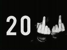 Eff you 2011 lol Hopefully 2012 will be better!