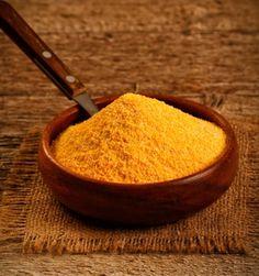 Gram flour for skin lightening