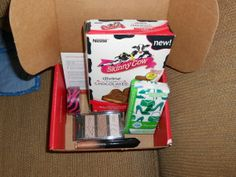 Got My First #JollyVoxBox! christma craft